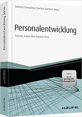 Personalentwicklung 2016 Themen, Trends,