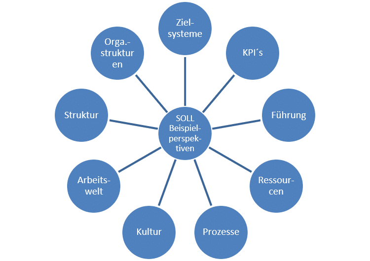 Change Management - Entwicklungsperspektive