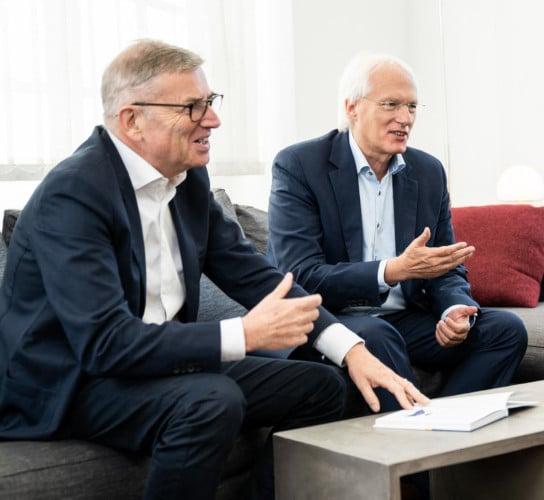 Personalbeschaffung in Freiburg mit Rudolf Kast